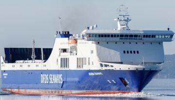 Athena Seaways (DFDS)